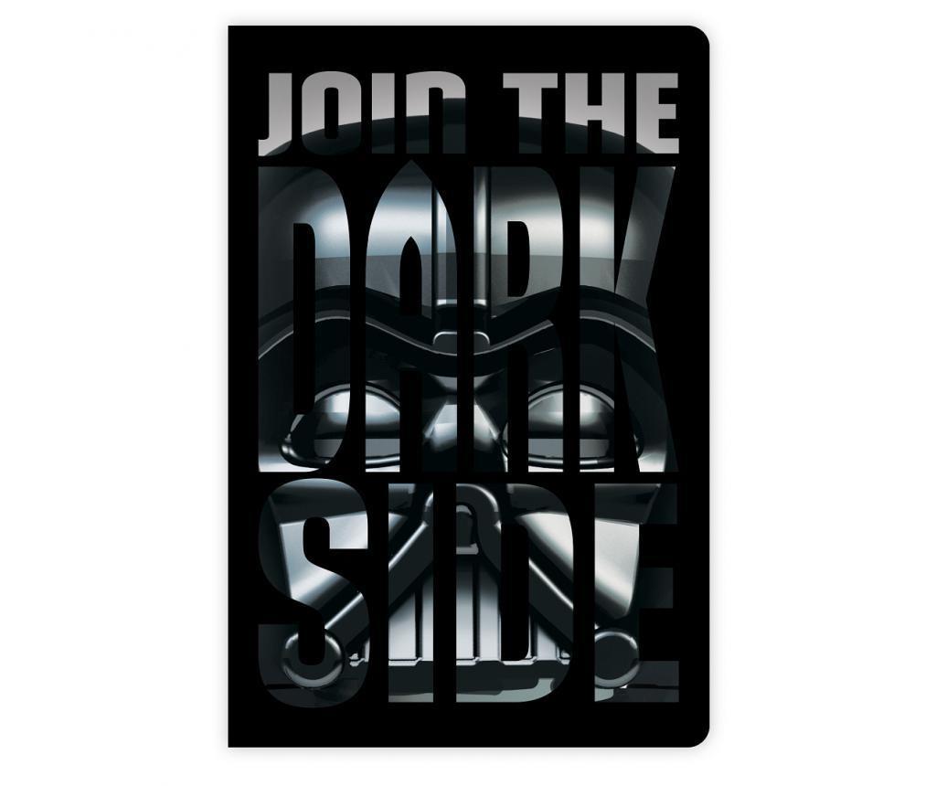 Zápisník Darth Vader