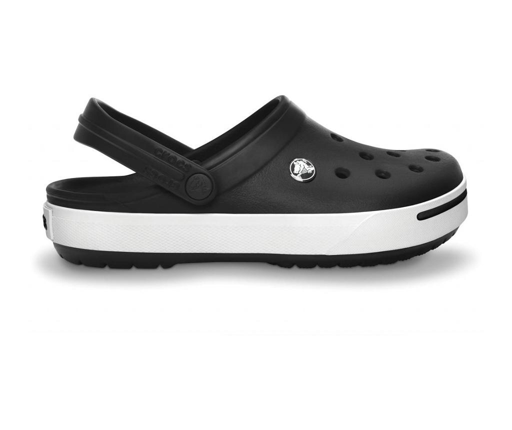Unisex cokle Crocband II Black 36-37