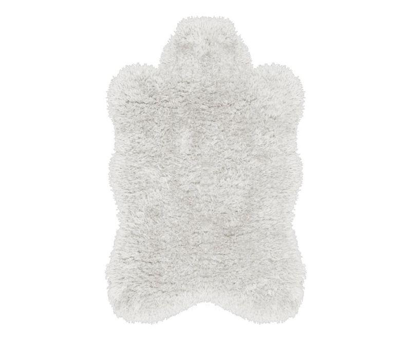 Черга Soft Shape White 120x160 см