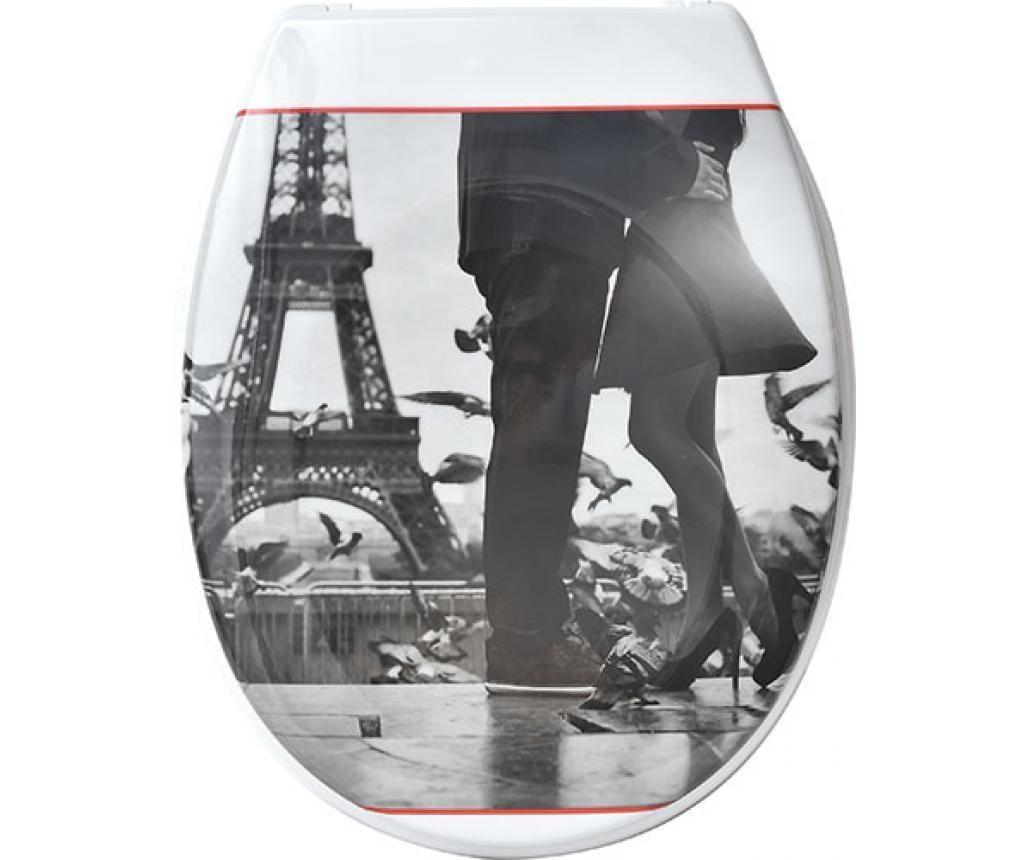Pokrov za WC školjko Parisienne