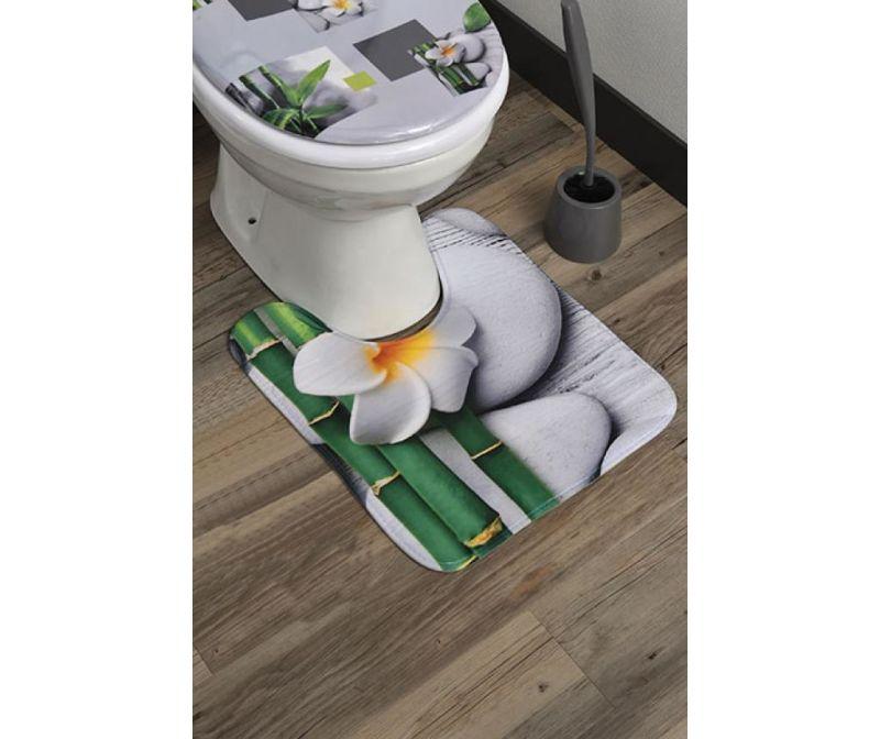 Preproga za WC školjko Honolulu 45x50 cm