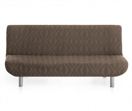 Κάλυμμα καναπέ Iria  Brown 180-220 cm