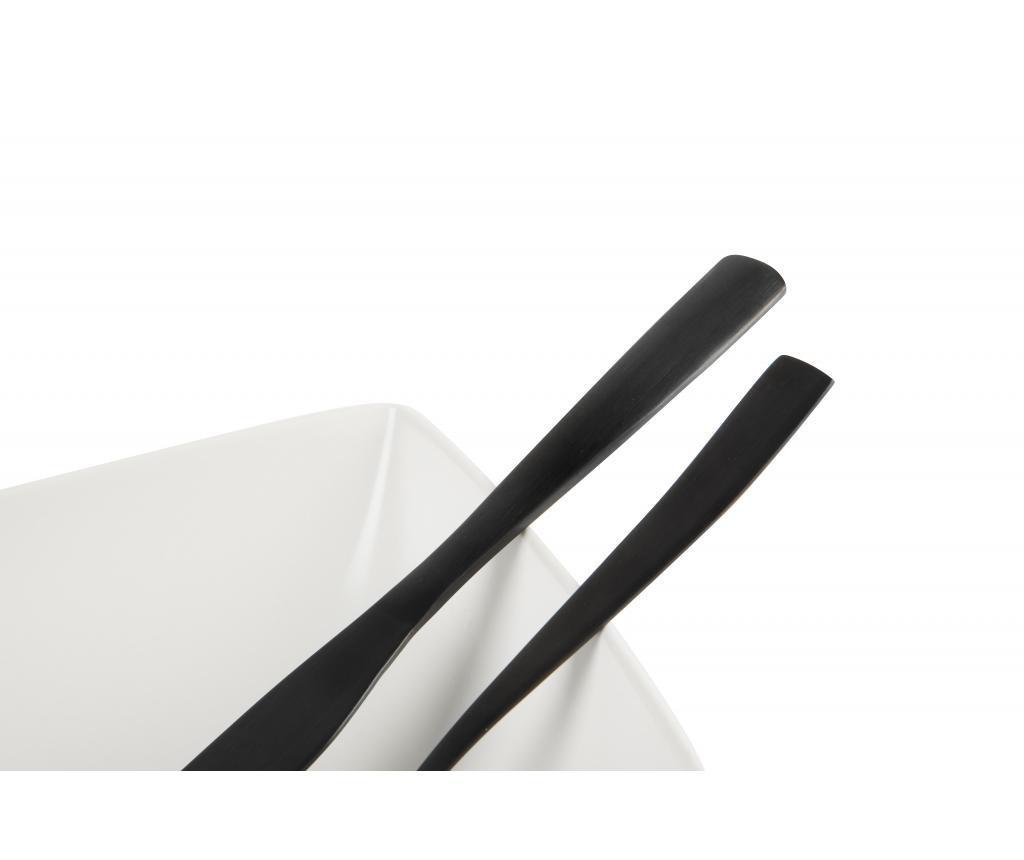 16-dijelni  pribor za jelo Shadow Black
