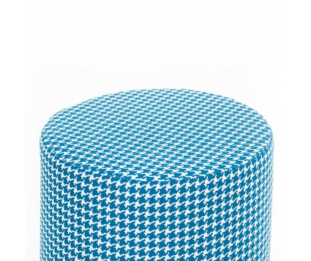 Stolica Slindir Pattern Blue