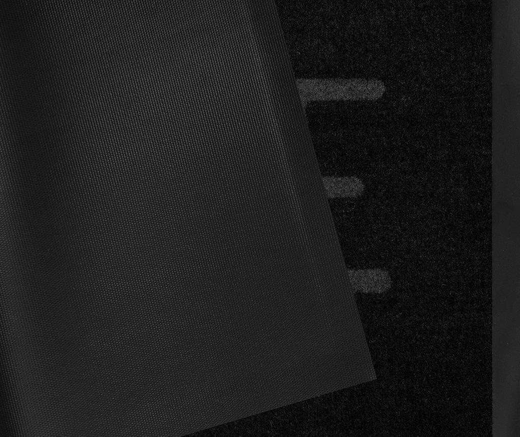Predpražnik Printy Anthracite Grey 45x75 cm