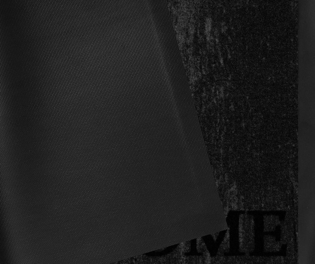 Predpražnik Printy Style Grey Anthracite 45x75 cm