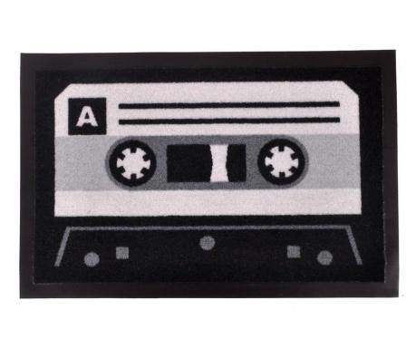 Χαλάκι εισόδου Printy Tape Grey Black 40x60 cm