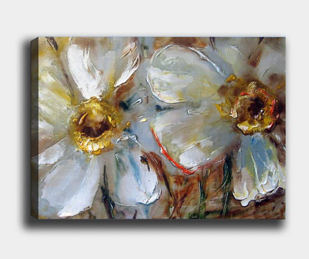 Obraz Flowers 50x70 cm