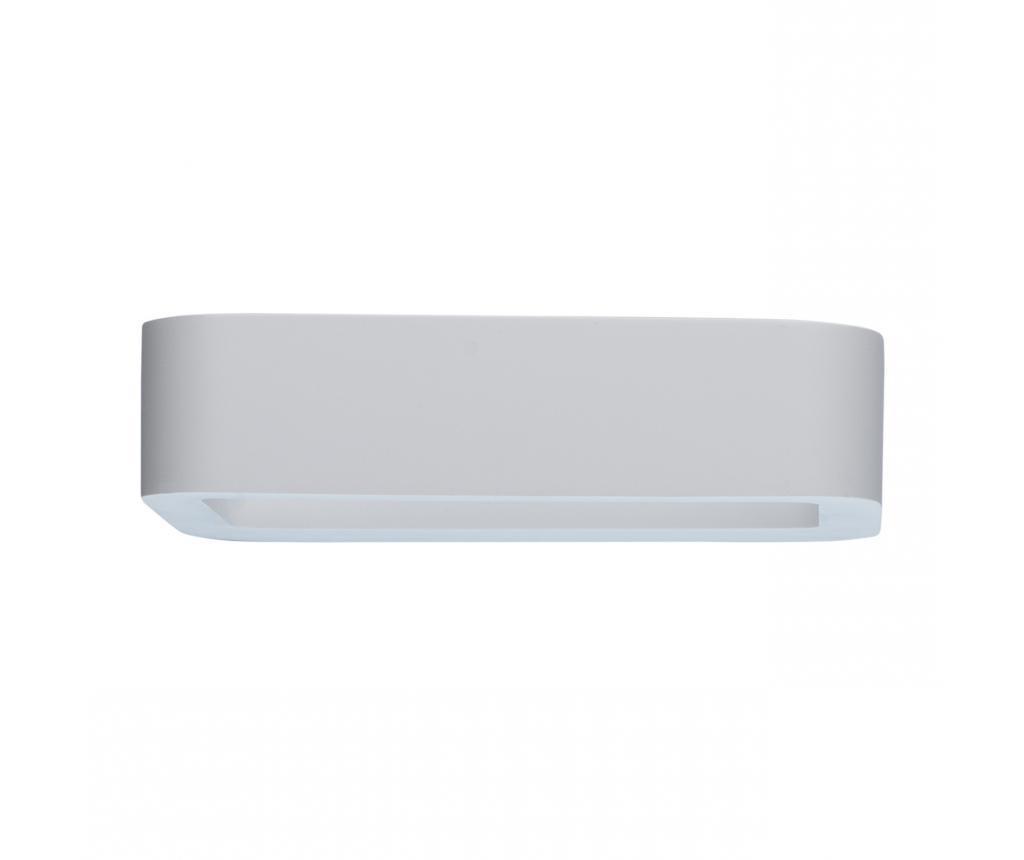 Stenska svetilka Techno White