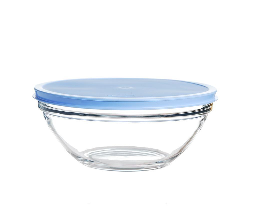 Set 4 zdjela s poklopcem Chica