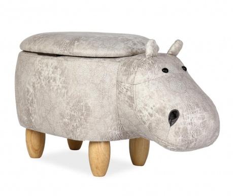 Puf pentru copii Hippopotamous