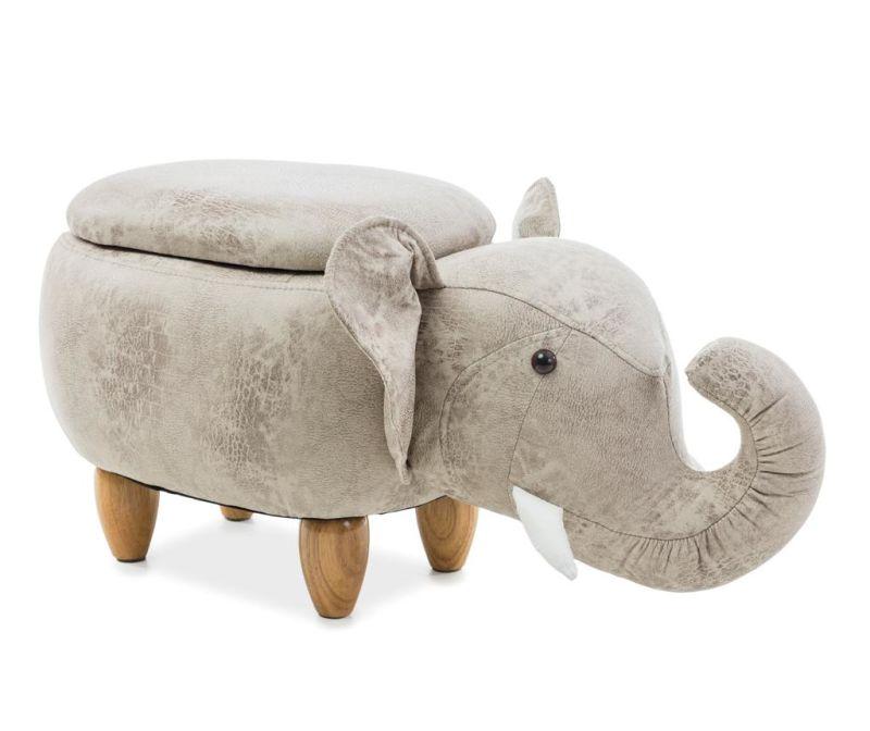 Puf pentru copii Elephant