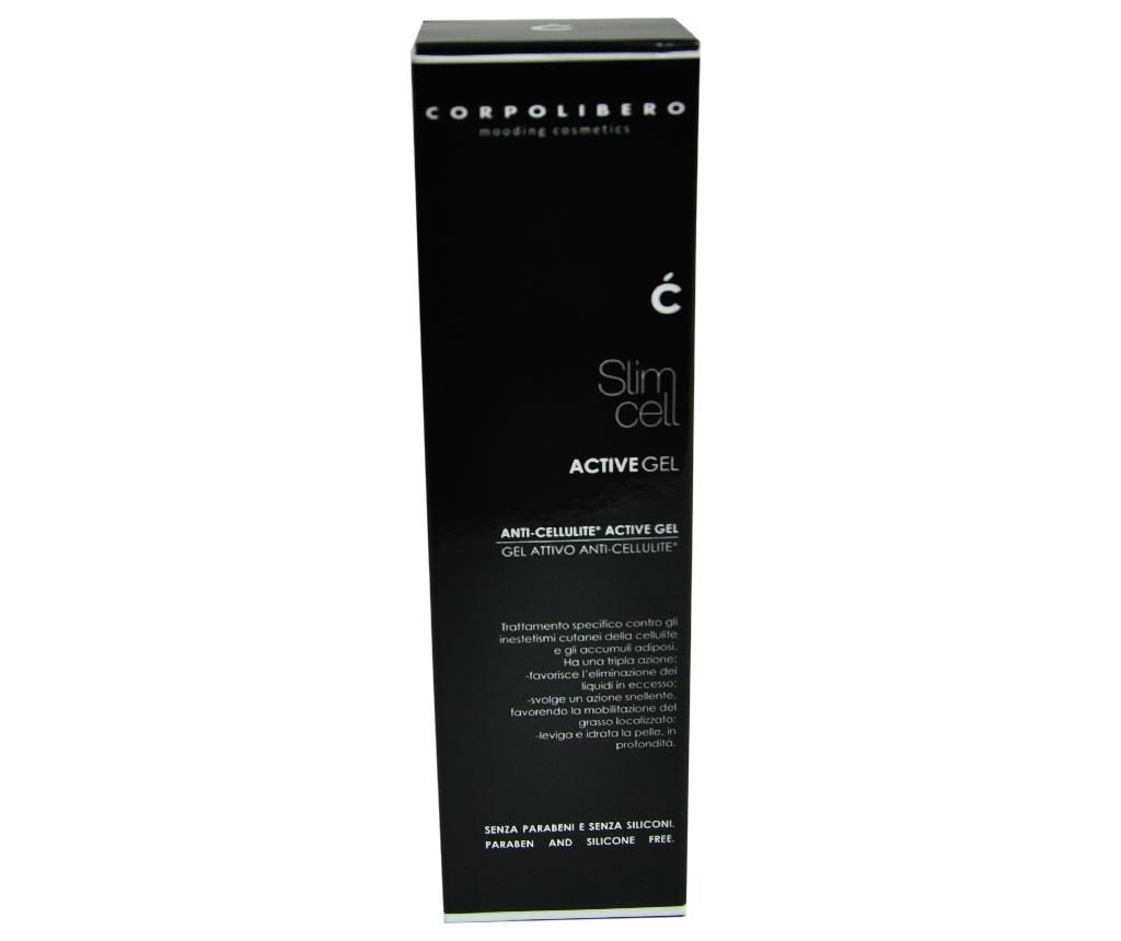 Slim Cell Active Anticellulitisz  gél 200 ml