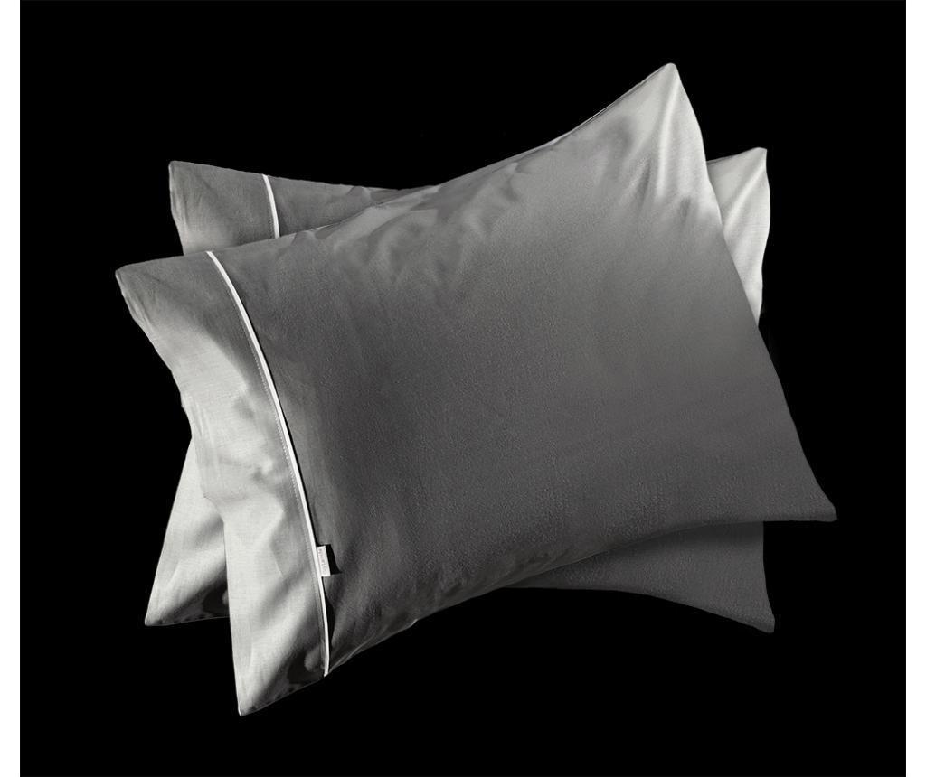 Cearsaf de pat Guy Laroche Home Reserve Titanium 240x270 cm