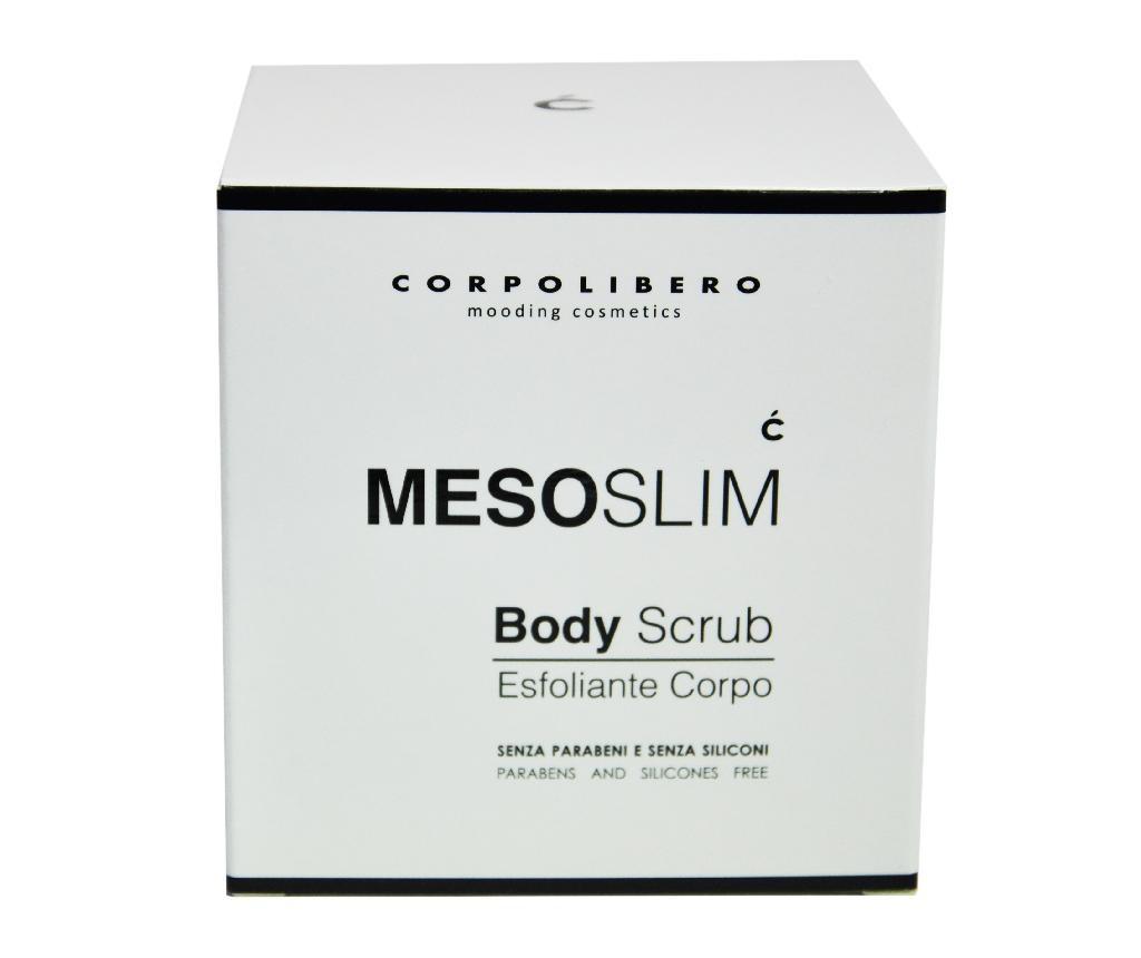 Piling za telo Peeling Mesoslim 500 ml