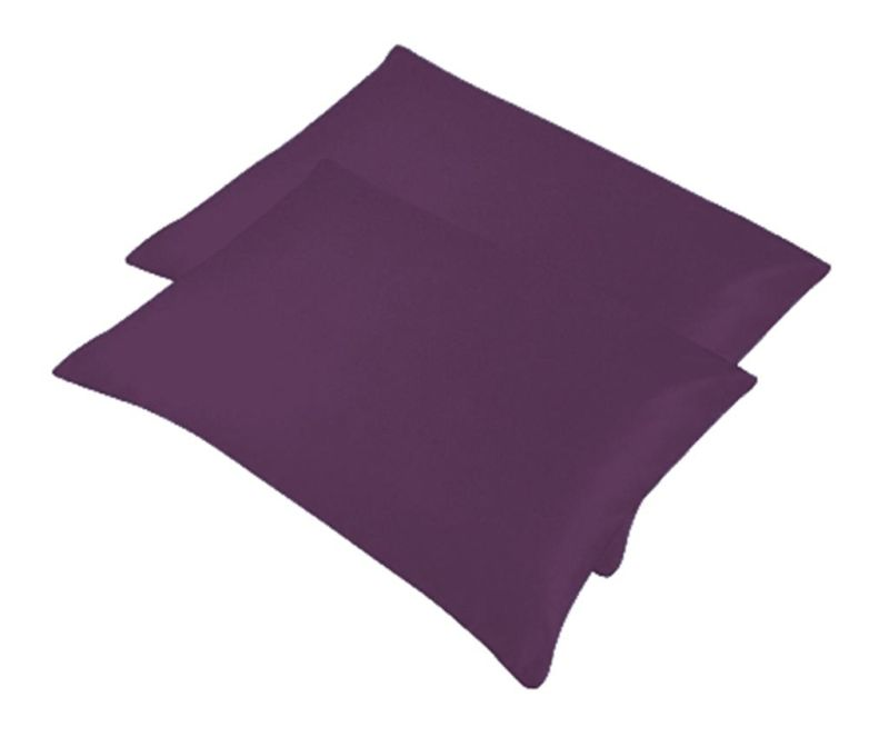 Set 2 fete de perna Bogo Dark Purple 50x70 cm