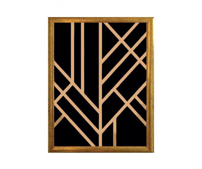 Tablou Pineapple 23x33 cm