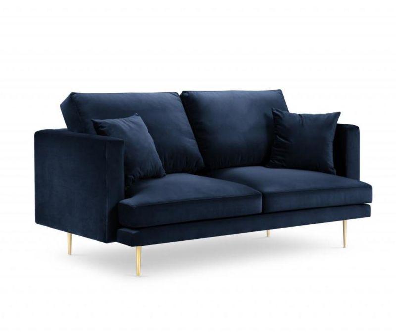 Sofa cu 2 locuri Brunello Royal Blue