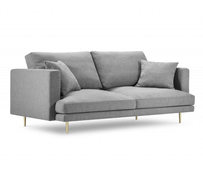 Sofa cu 3 locuri Flavio Light Grey