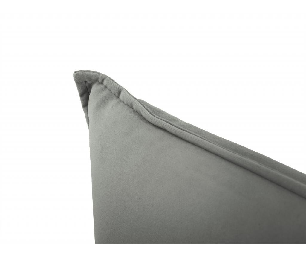 Sofa cu 4 locuri Biagio Light Grey