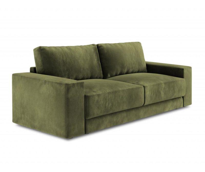 Canapea extensibila cu 4 locuri Gaia Green
