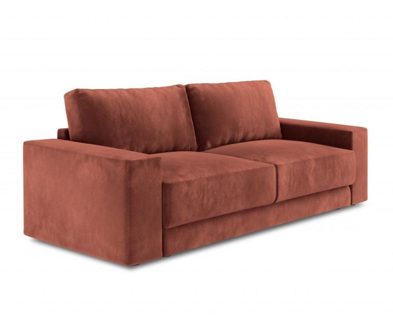 Canapea extensibila cu 4 locuri Gaia Coral