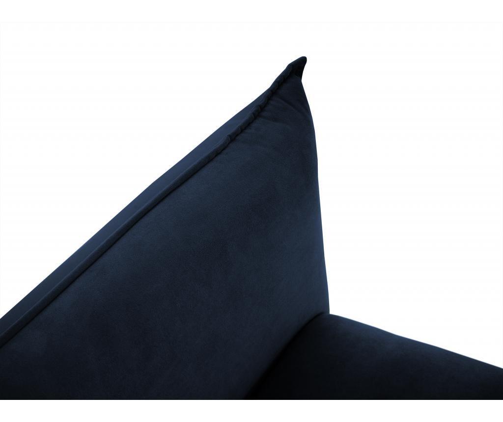 Coltar stanga Biagio Royal Blue