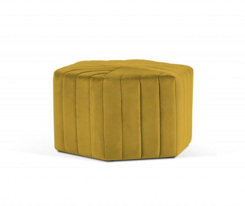 Puf Alice Yellow