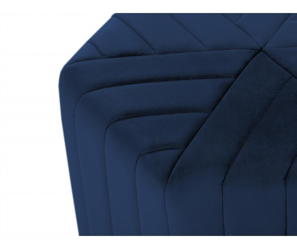 Sedací puf Alice Royal Blue