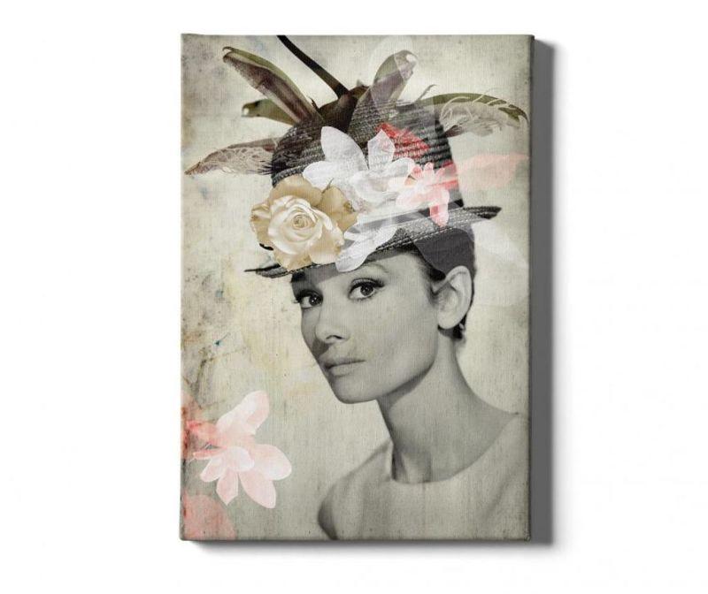 Slika Audrey Hepburn 40x60 cm