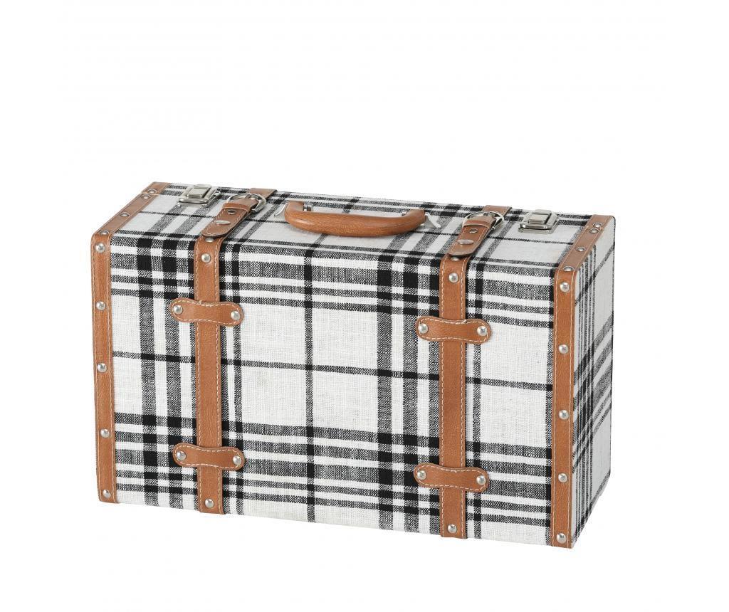 Комплект 3 декоративни куфарчета Vice