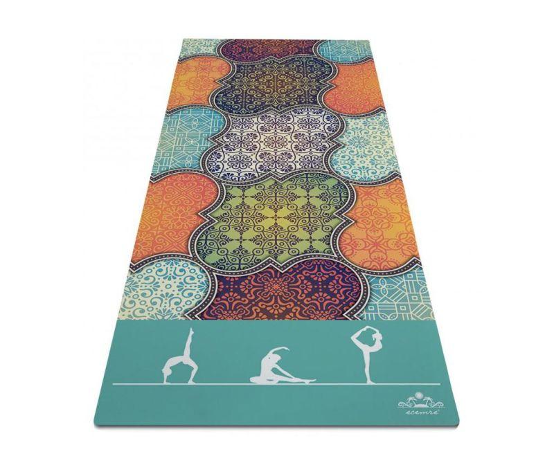 Podložka na jógu Oriental Beauty 65x185 cm