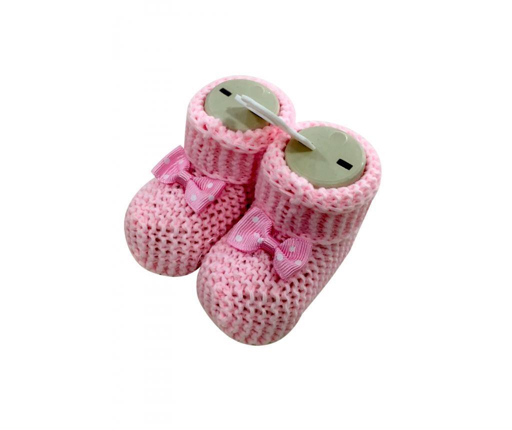 Dětské botičky 0-6 měs.