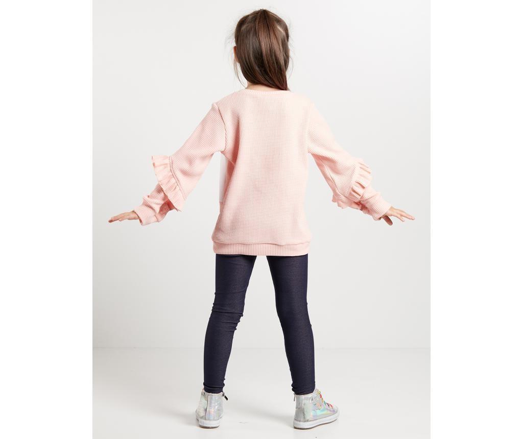 Set bluza si colanti pentru copii Polar Bear 7 ani