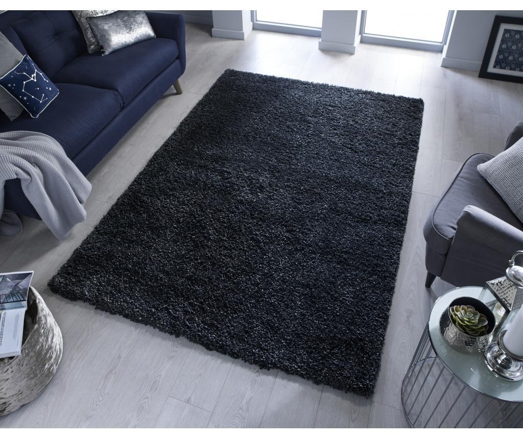 Koberec Brilliance Black 160x230 cm