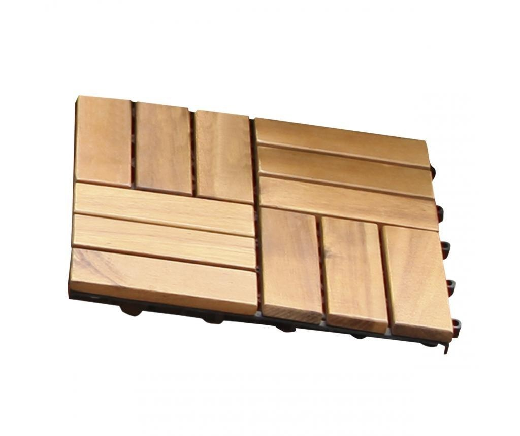 Cozy 10 padlóburkolat külső használatra 30x30 cm