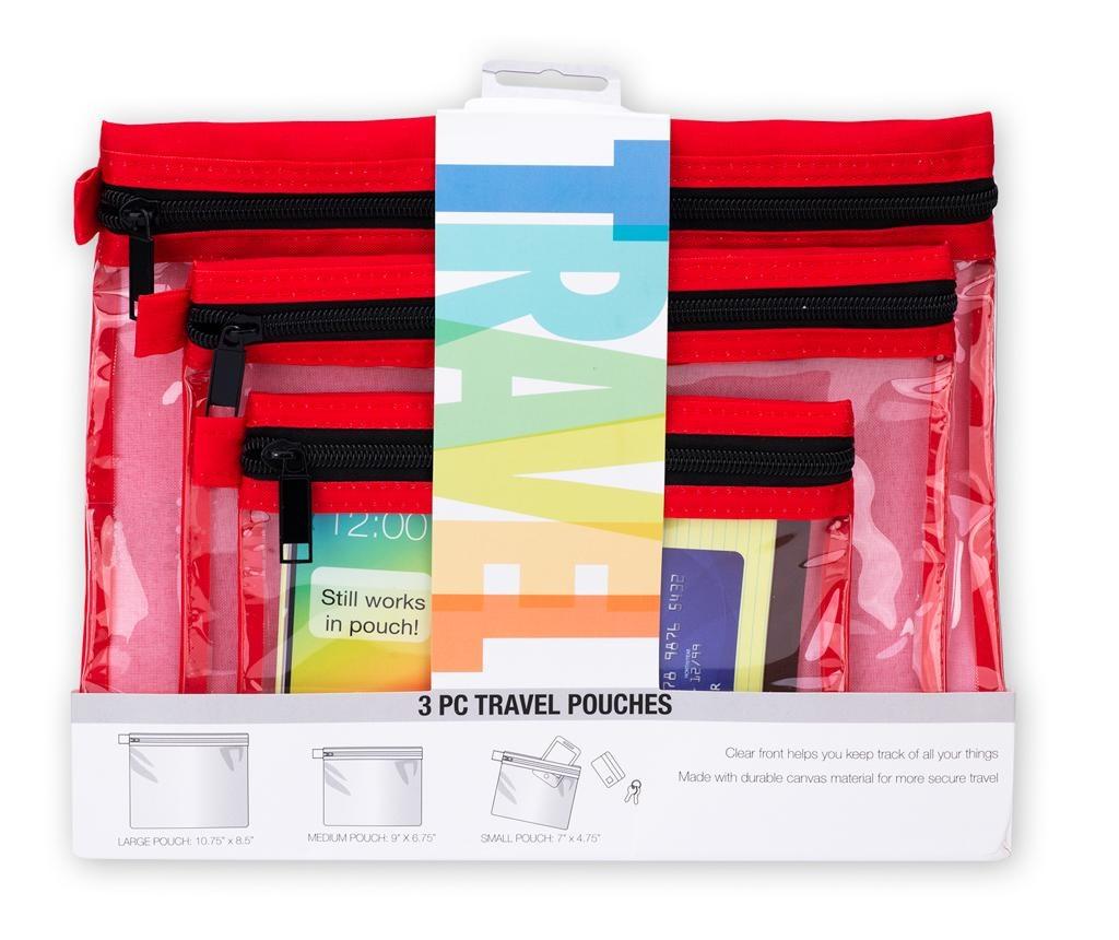 Set 3 organizatorjev za prtljago