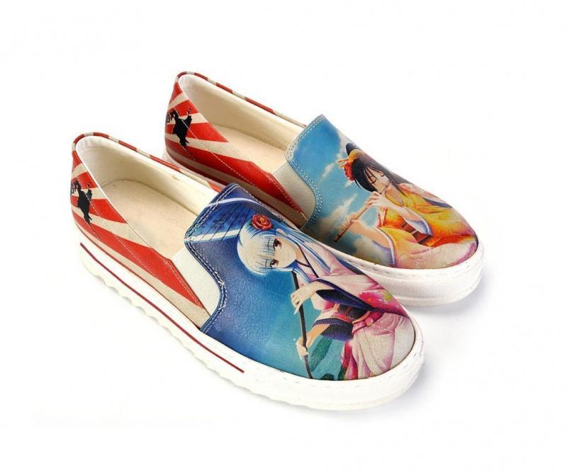 Ženske cipele Anime Girls 37