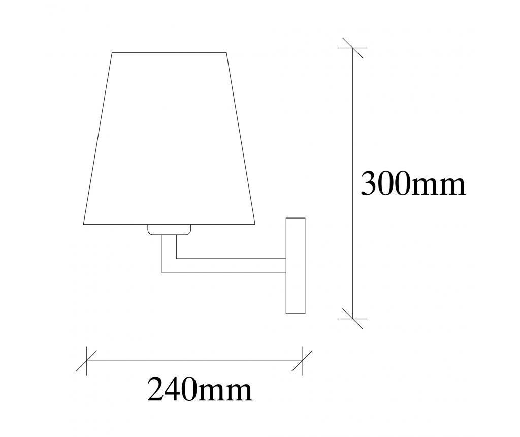 Stenska svetilka