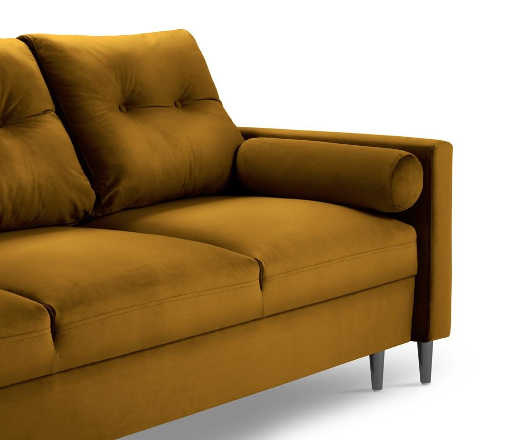 Kauč trosjed na razvlačenje Nairobi Gold