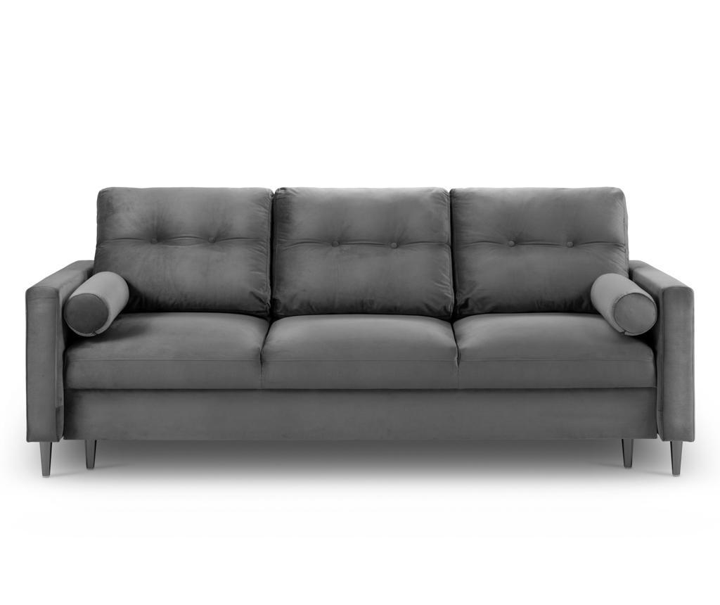 Kauč trosjed na razvlačenje Nairobi Light Grey