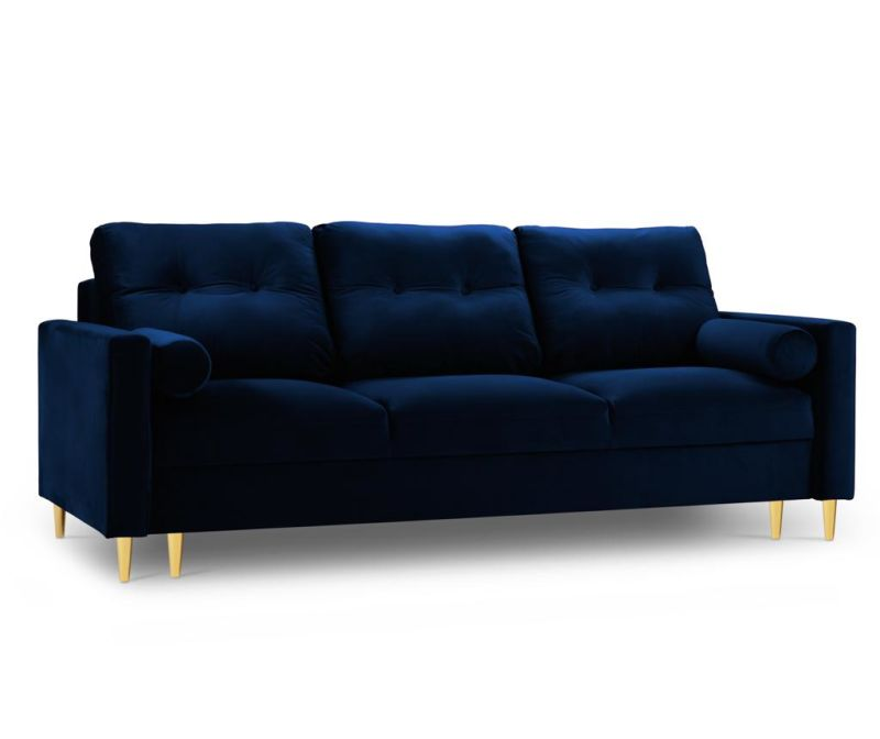 Kauč trosjed na razvlačenje Tokyo Royal Blue