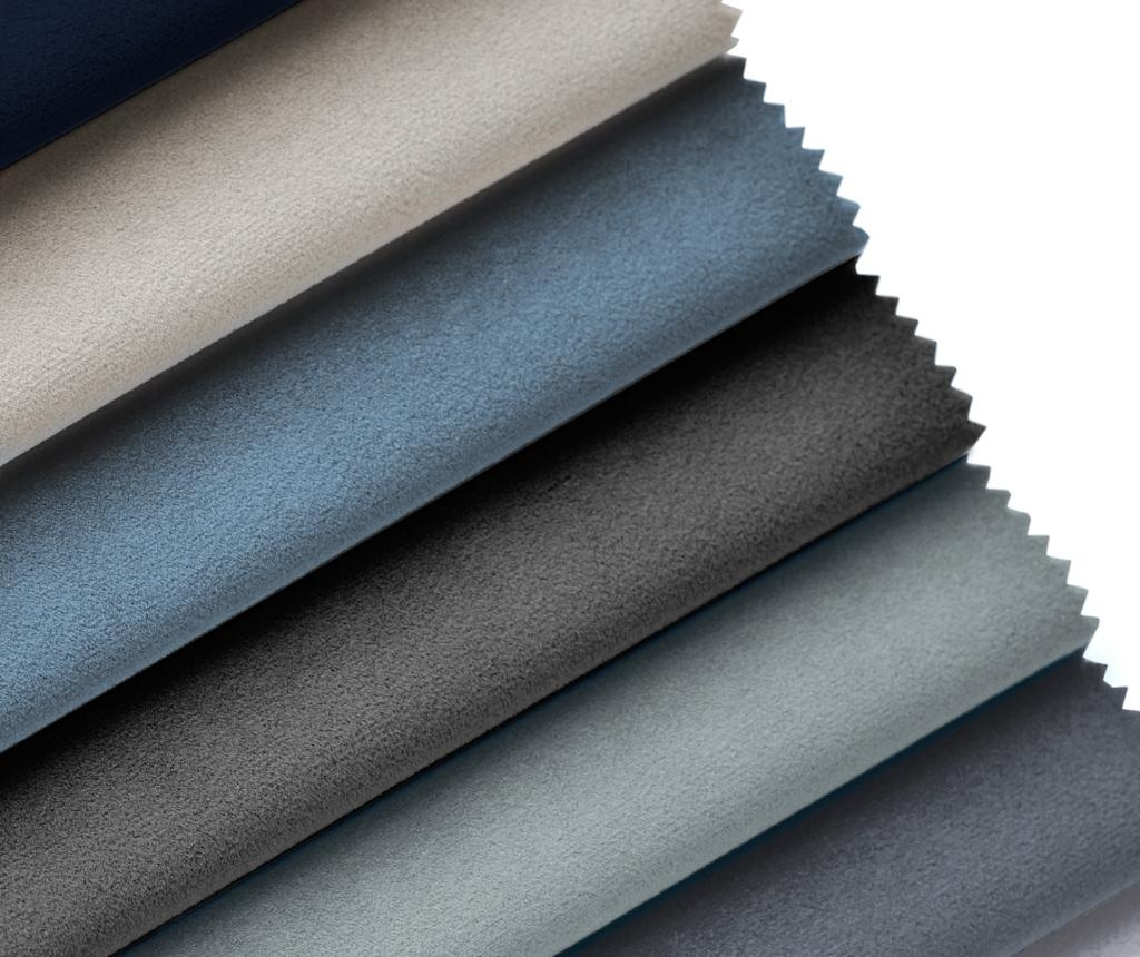 Desna kutna garitura Harmony Dark Grey