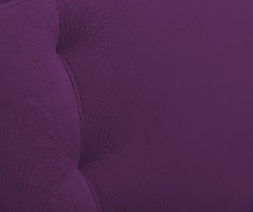 Kauč trosjed na razvlačenje Andre Purple
