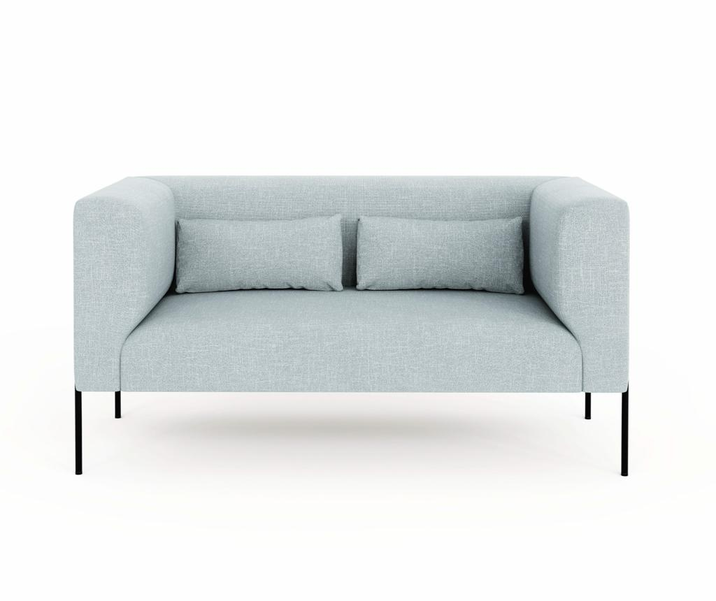 Sofa dvosjed Nina Light Blue