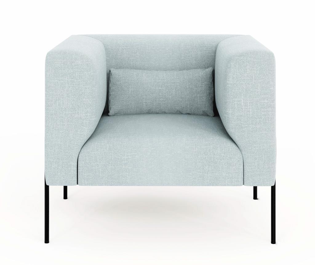 Fotelja Nina Light Blue