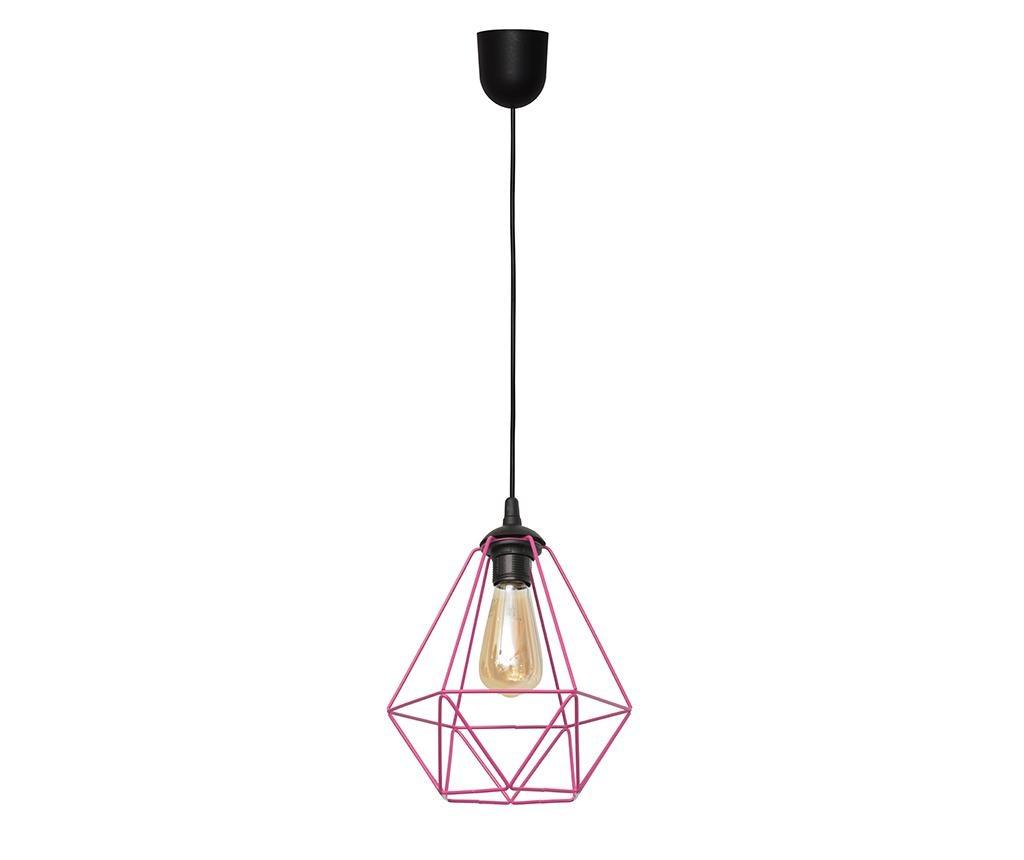 Viseća svjetiljka Karo Pink