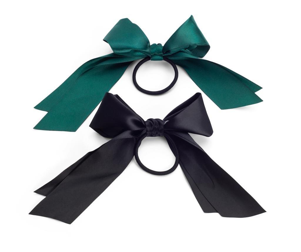 Set 2 elastik za lase
