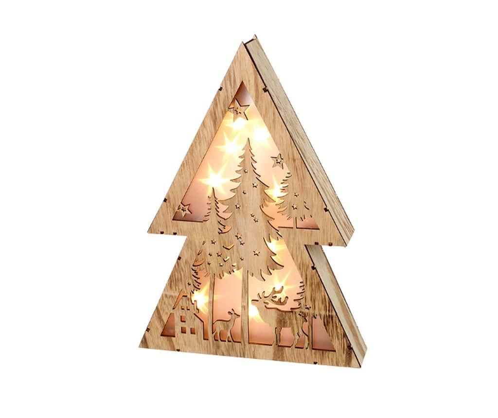 Svetlobna dekoracija Christmas Scene