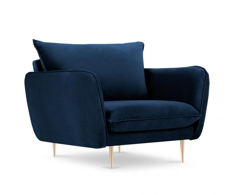 Fotelj Florence Royal Blue